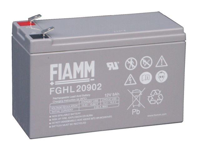 Аккумуляторные батареи FIAMM 12FGHL34