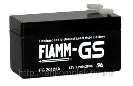 Аккумуляторные батареи FIAMM FG10301