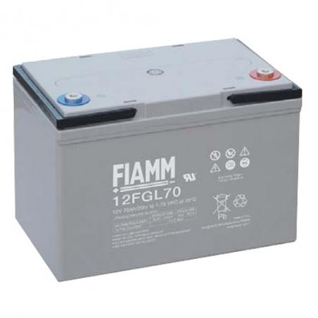 Аккумуляторные батареи FIAMM 12FGL70 - 17414