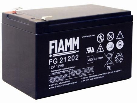 Аккумуляторные батареи FIAMM FG22703 - 17410
