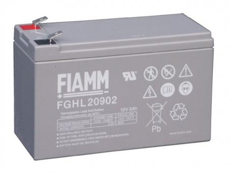 Аккумуляторные батареи FIAMM 12FGHL34 - 17422