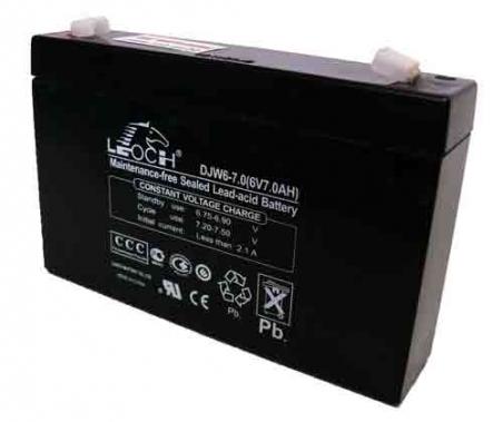 Аккумуляторные батареи FIAMM FG10721 - 17400
