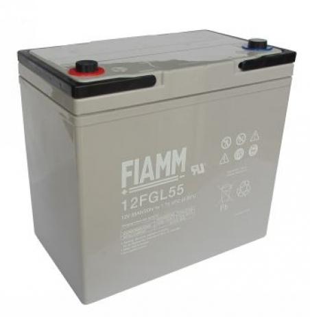 Аккумуляторные батареи FIAMM 12FGL55 - 17413