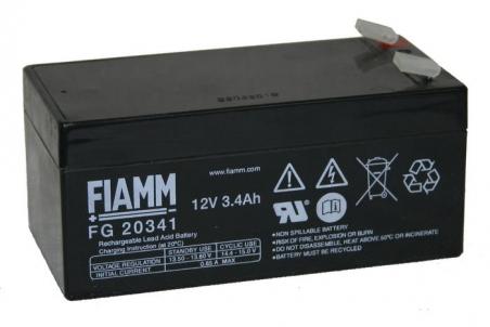 Аккумуляторные батареи FIAMM FG20341 - 17406