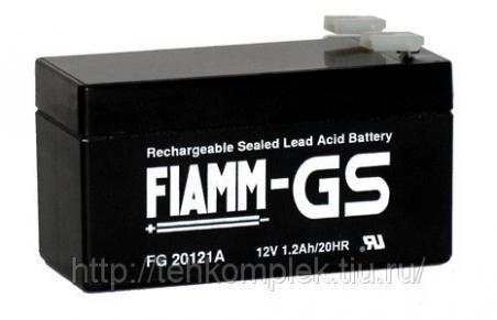 Аккумуляторные батареи FIAMM FG10301 - 17397