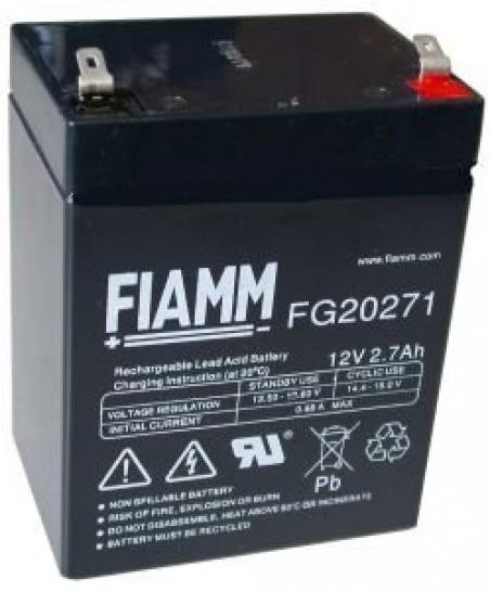Аккумуляторные батареи FIAMM FG20271 - 17405