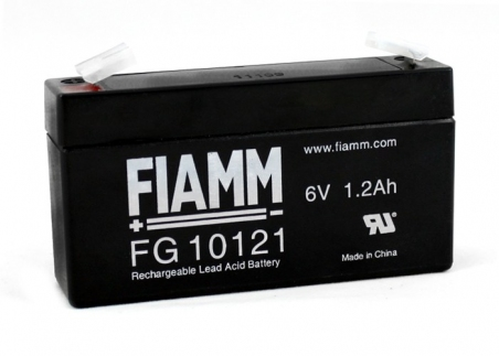 Аккумуляторные батареи FIAMM FG10121 - 17396