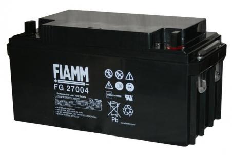 Аккумуляторные батареи FIAMM FG27004 - 17412