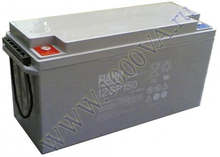 Аккумуляторные батареи FIAMM 12FGL150 - 17418