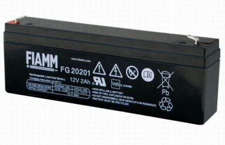 Аккумуляторные батареи FIAMM FG20201 - 17404