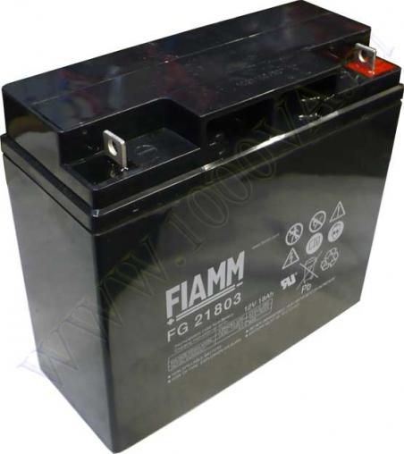 Аккумуляторные батареи FIAMM FG21803 - 17409