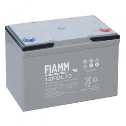 Аккумуляторные батареи FIAMM 12FGL70