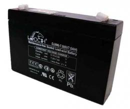 Аккумуляторные батареи FIAMM FG10721