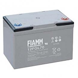 Аккумуляторные батареи FIAMM 12FGHL48