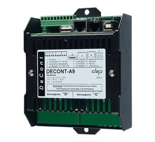 Программируемый контроллер ДЕКОНТ-А9
