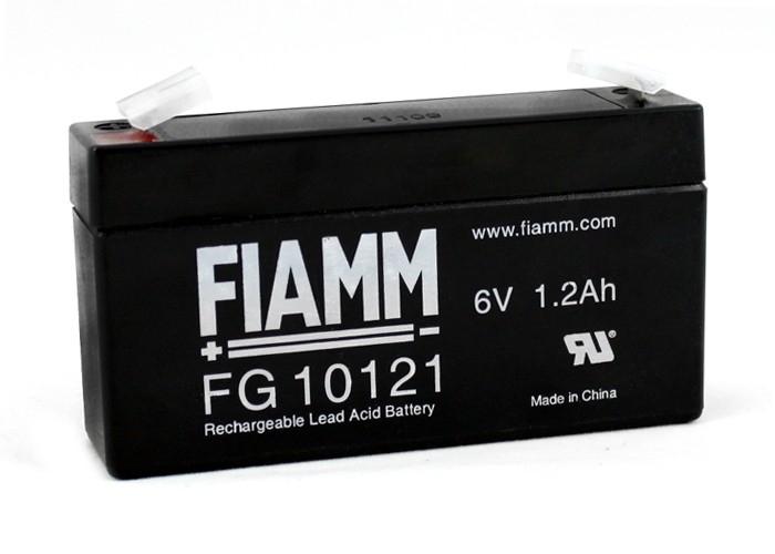 Аккумуляторные батареи FIAMM FG10121