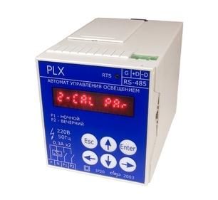 Контроллер управления освещением PLX - 17835