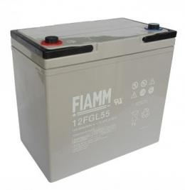 Аккумуляторные батареи FIAMM 12FGL55