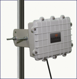 Радиомаршрутизатор RAPIRA RS3-AP1-F5060-PTP-M