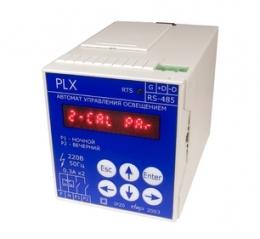 Контроллер управления освещением PLX