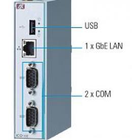 Промышленный встраиваемый компьютер FRONT Compact 122.502